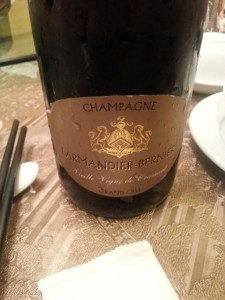2006 Larmandier-Bernier Vieilles Vignes de Cramant Grand Cru Extra Brut