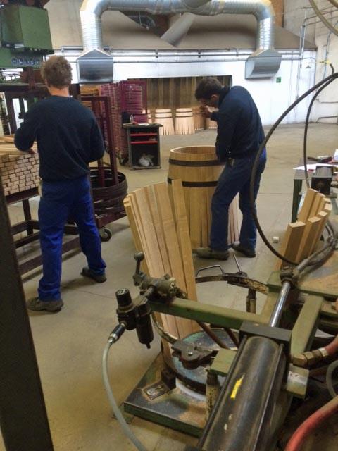 08 Fixing into Barrel