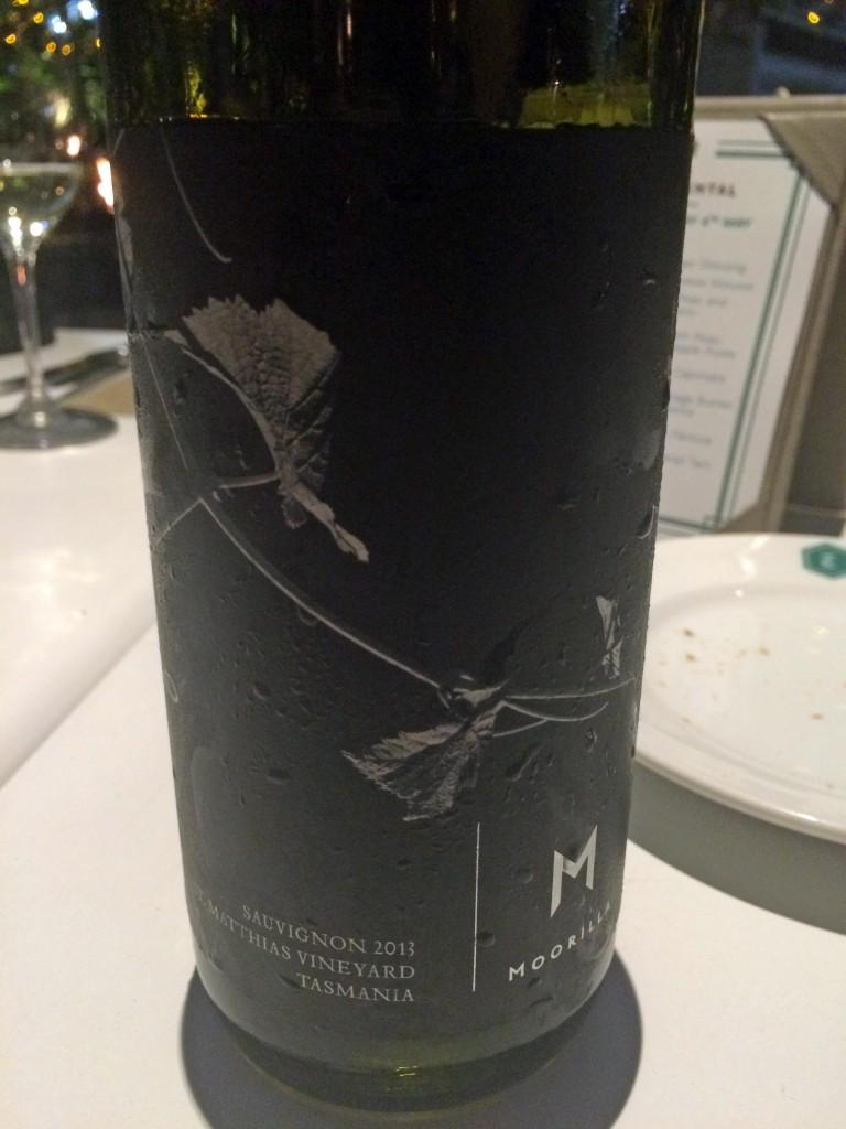 2011 Moorilla Muse Sauvignon Blanc